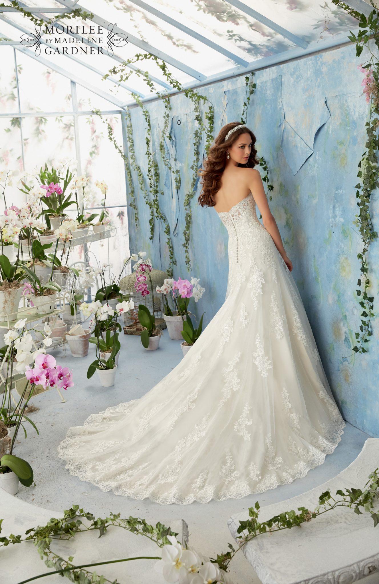 Contemporary Blu Wedding Dress Photos - All Wedding Dresses ...