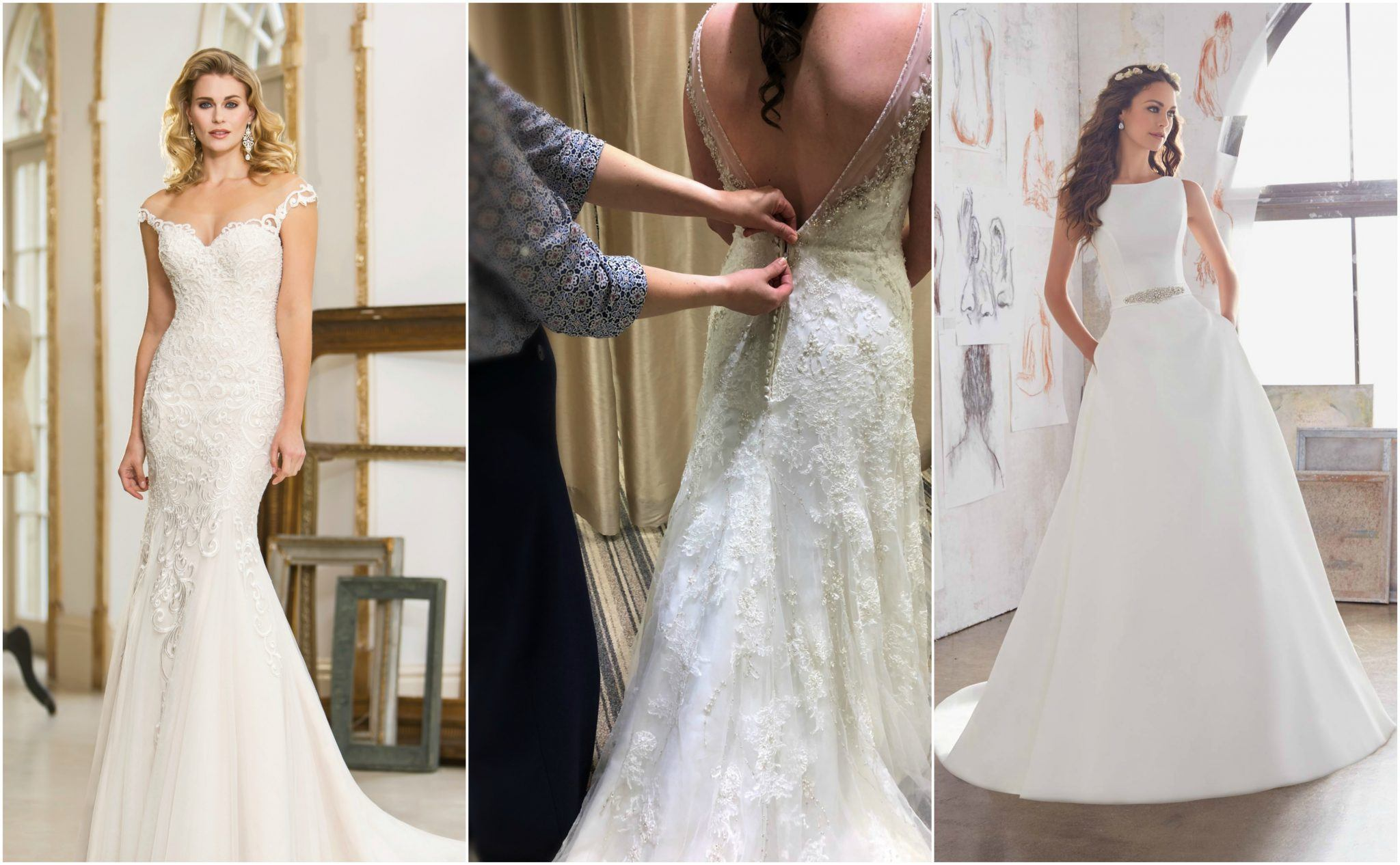 Finding the Perfect Wedding Dress | La Fleur Bridal