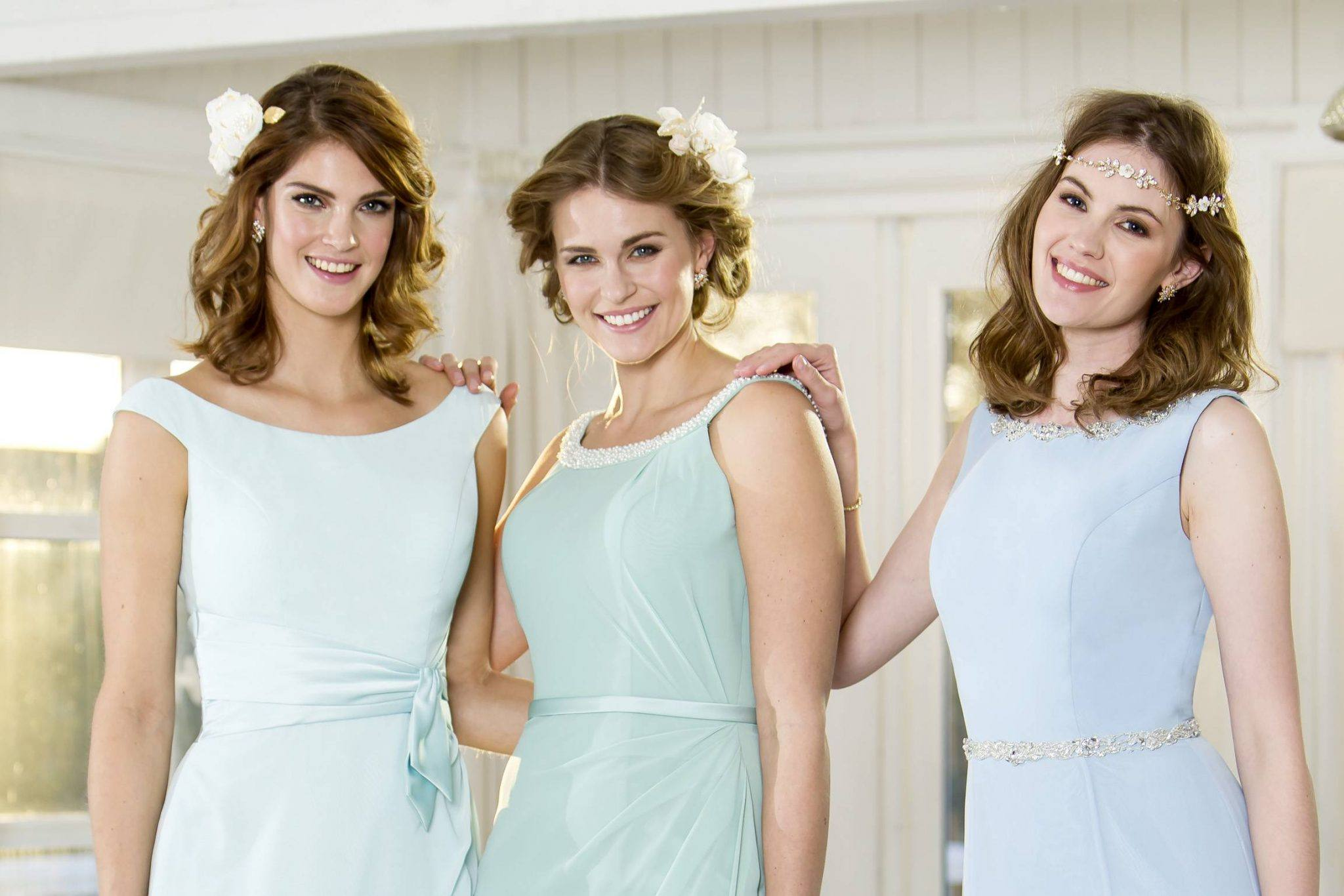 Bridesmaids- choosing the right dresses for your girls
