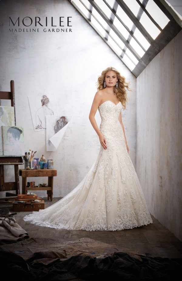 Morilee Wedding Dresses 8102