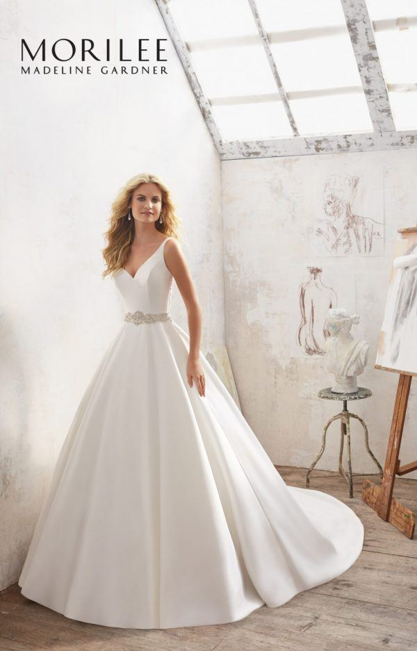 Morilee Wedding Dresses 8123
