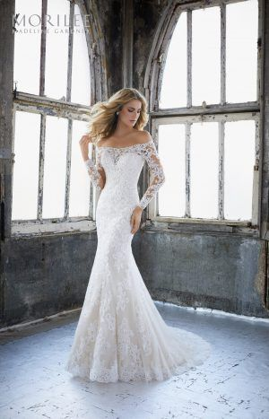 Morilee Wedding Dresses 8207