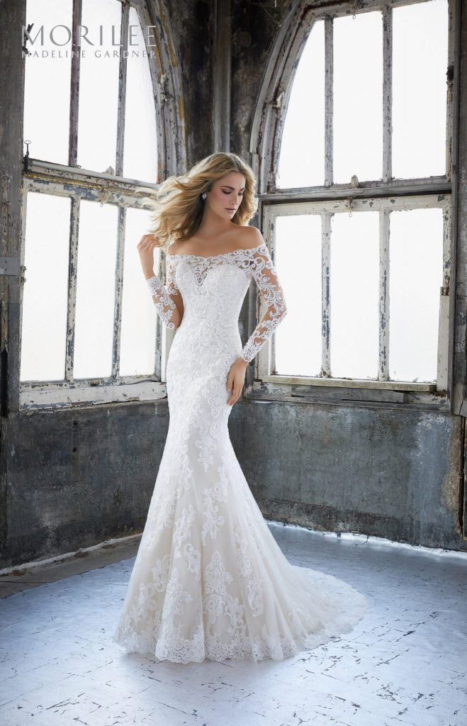 Morilee Wedding Dresses 8207