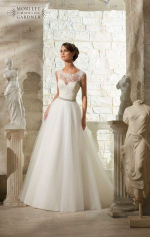 BLU Wedding Dresses 5315
