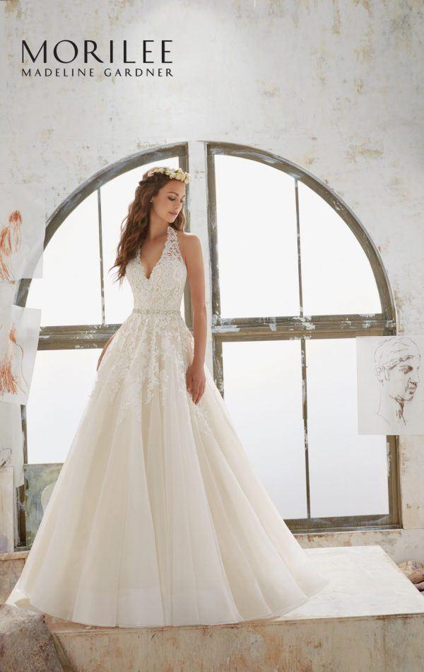 Blu Wedding Dresses 5513