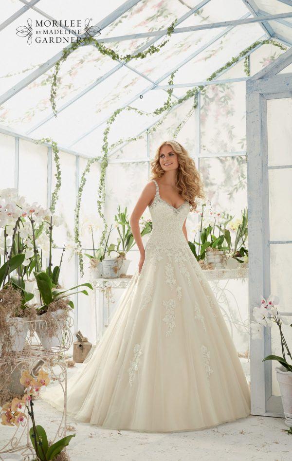 Morilee Wedding Dresses 2811