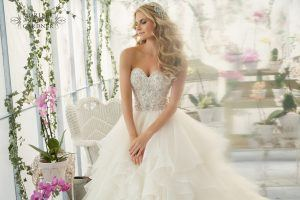 Morilee Wedding Dresses 2815