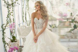 Morilee Wedding Dresses 2815