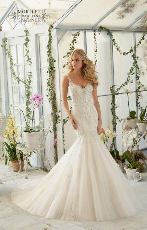Morilee Wedding Dresses 2823