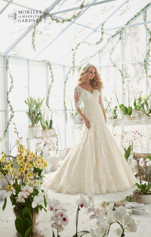 Morilee Wedding Dresses 2812