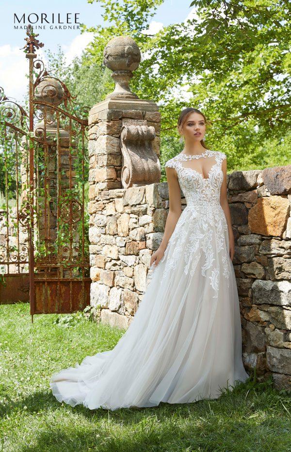 Blu Wedding Dresses