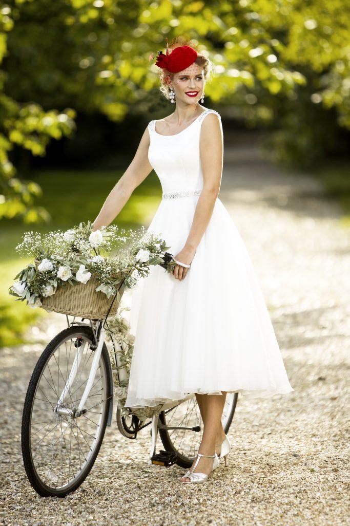 Tealength Dresses