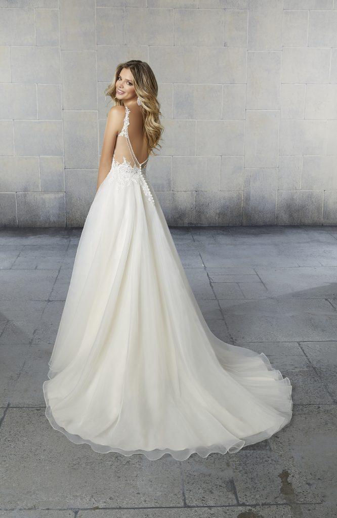 Sybil Morilee La Fleur Bridal